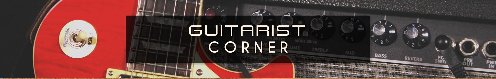 Guitarists Corner