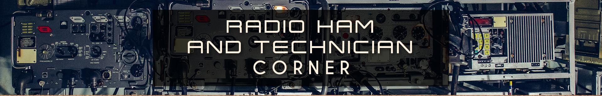 Radio ham Corner