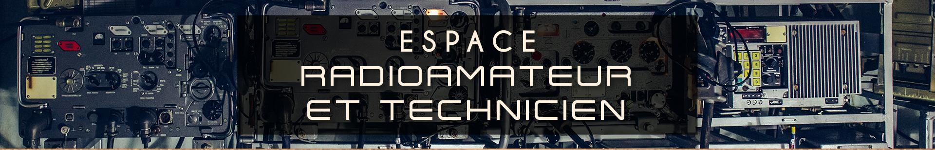 Espace Radioamateurs